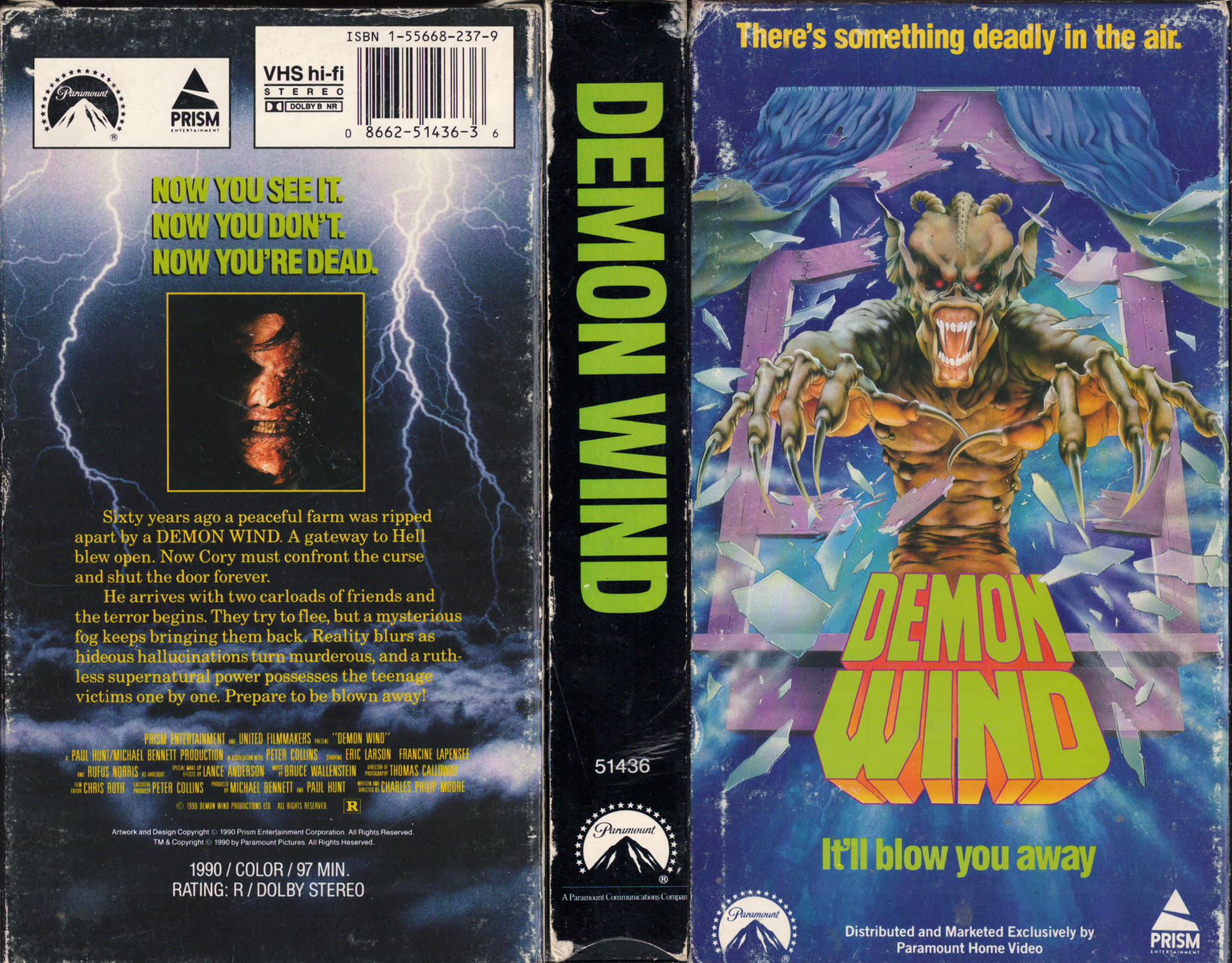 VHS WASTELAND, YOUR HOME FOR HIGH RESOLUTION SCANS OF RARE ...