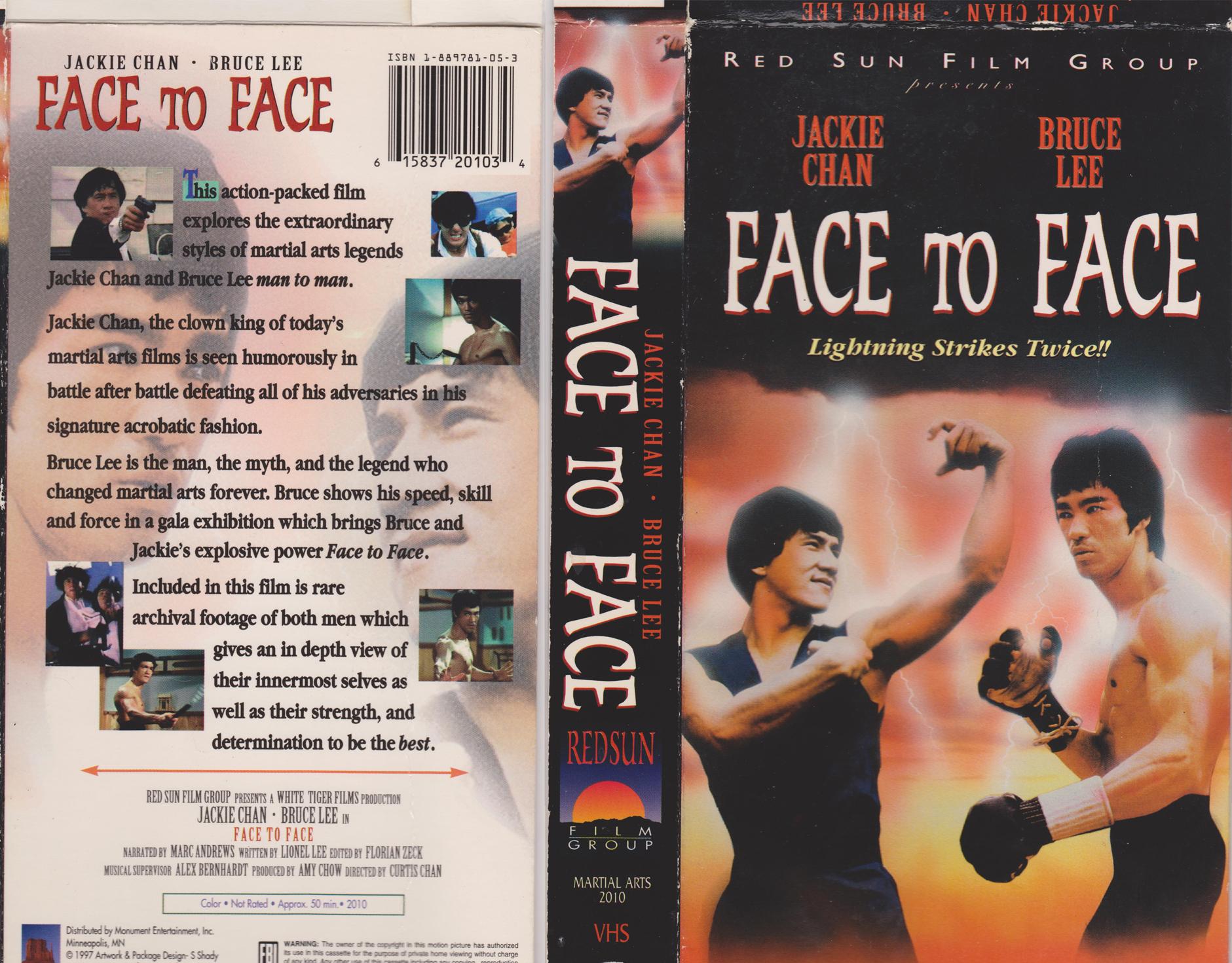 Jackie Chan as Bruce Lee