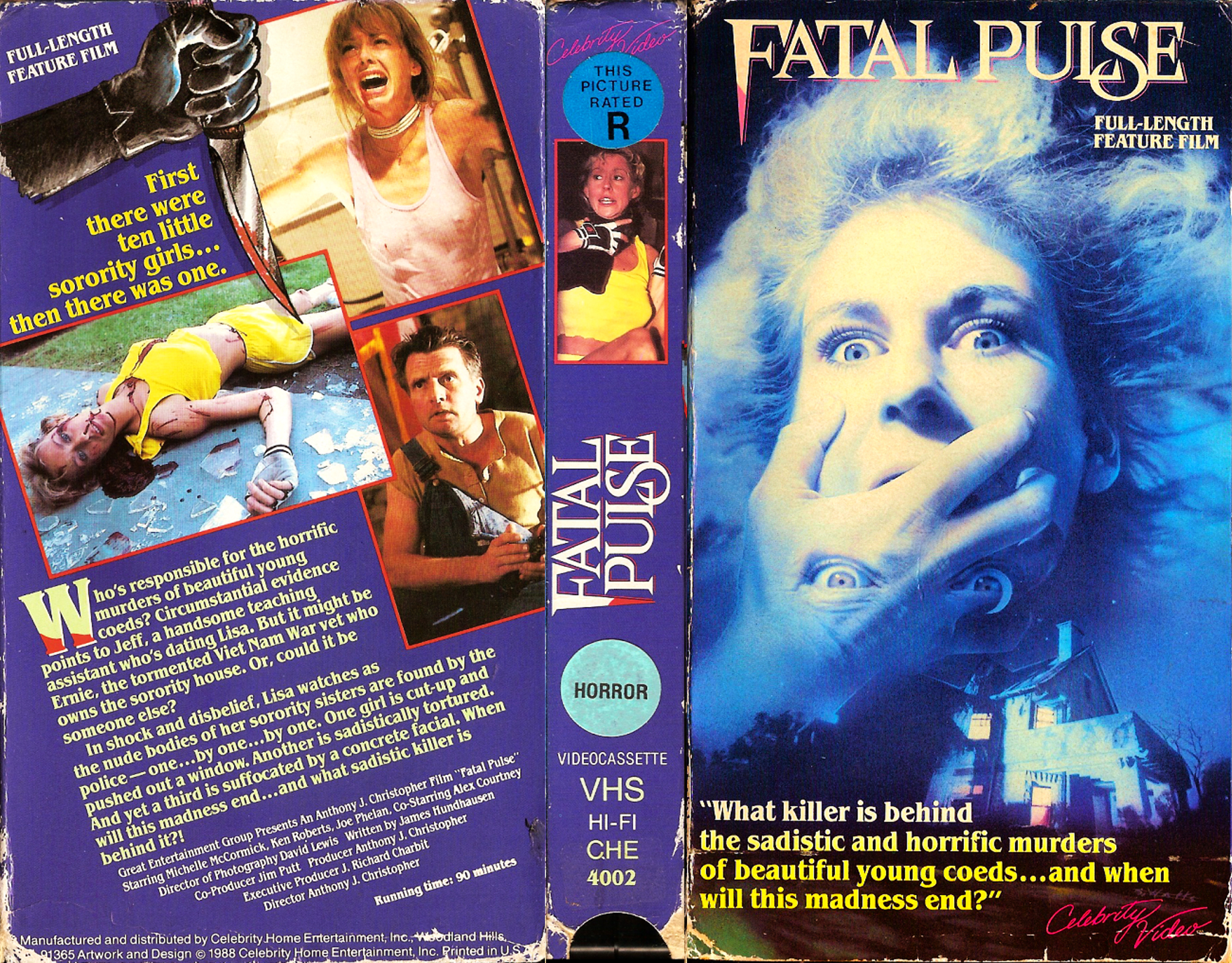 Fatal Pulse movie