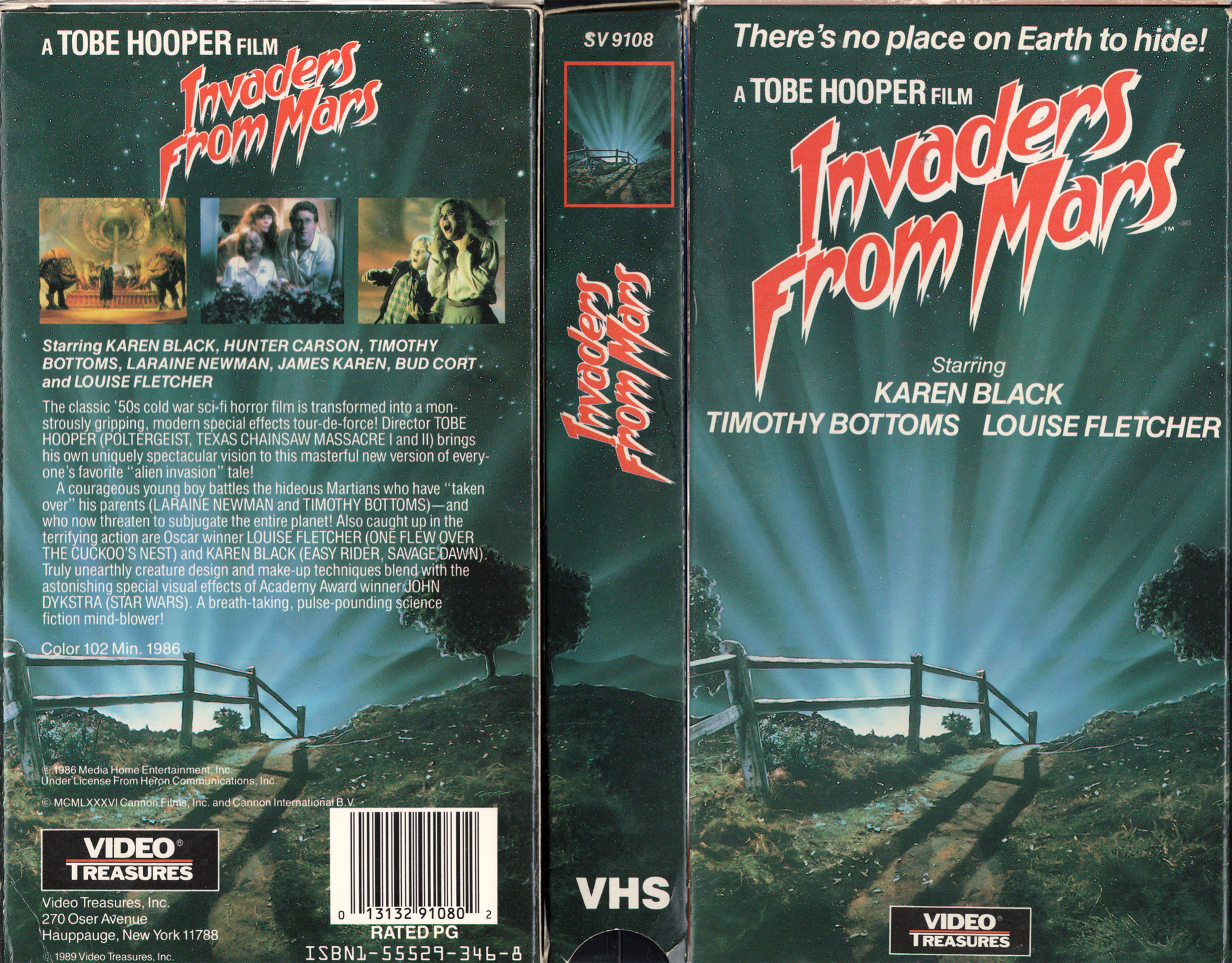 invaders from mars dvd-#27