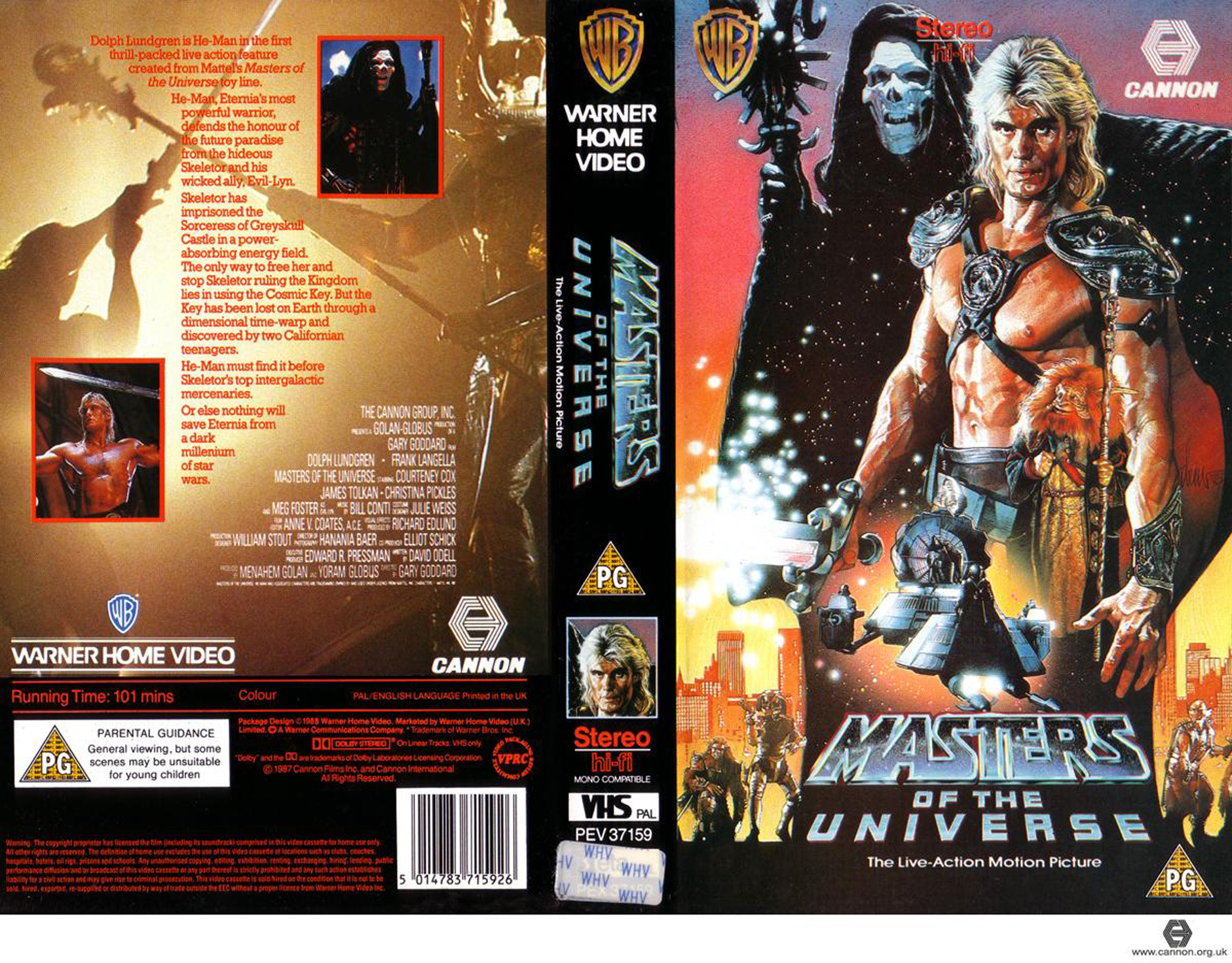 Masters of the universe movie free