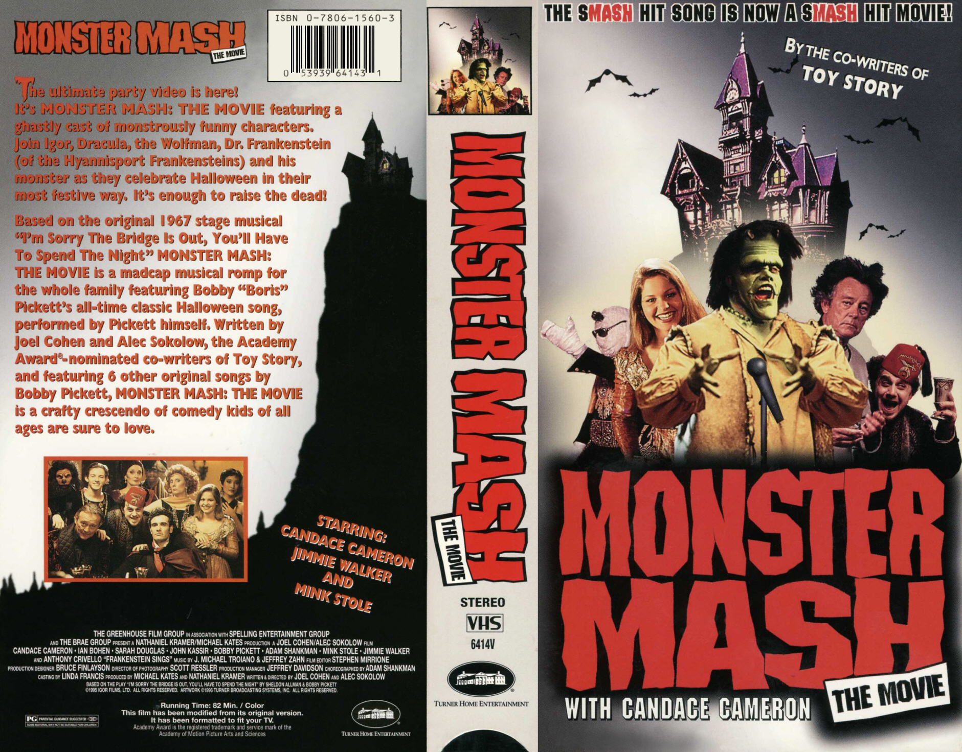 Monster Mash: The Movie movie