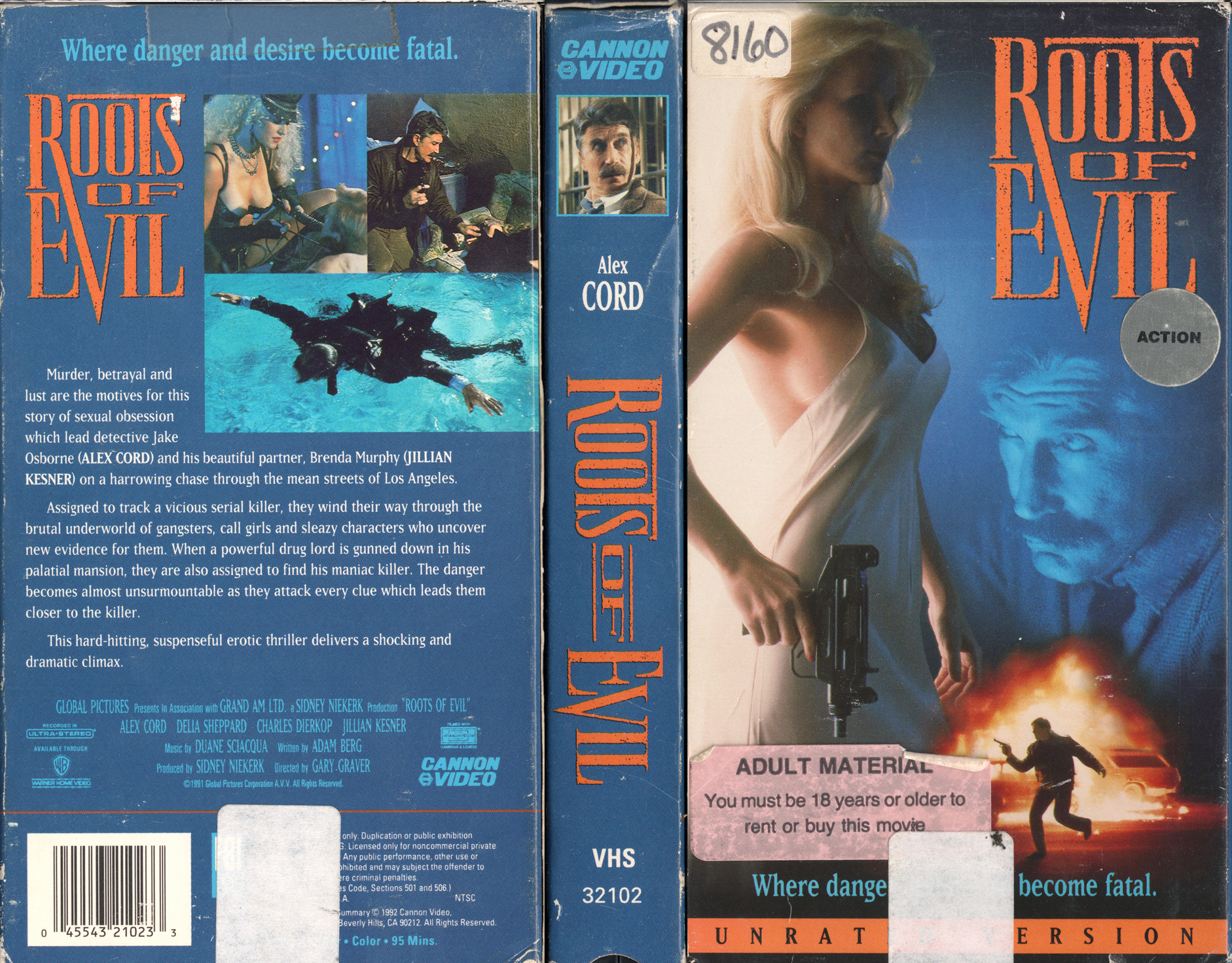 Roots of evil movie