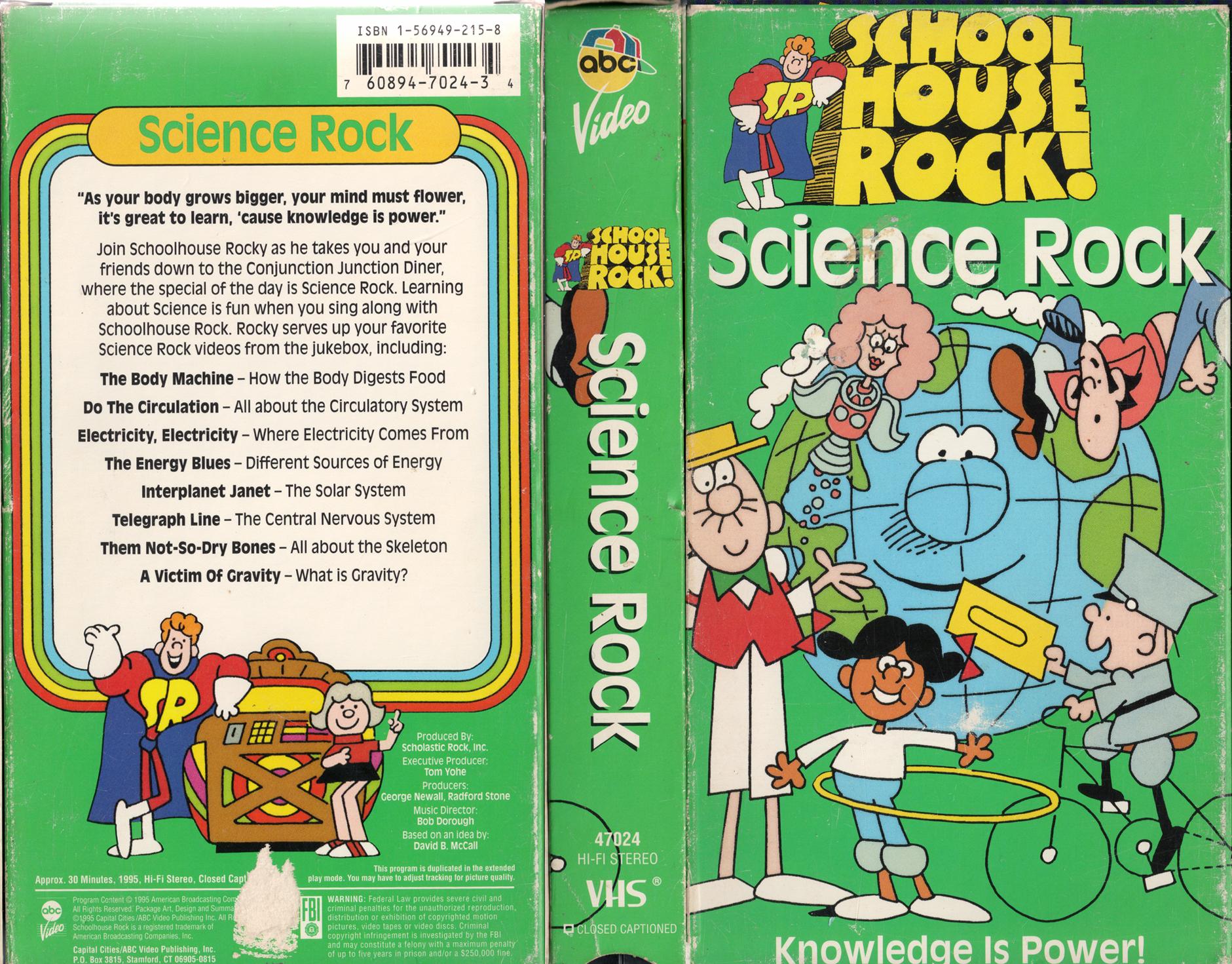 List of Schoolhouse Rock! episodes  Wikipedia