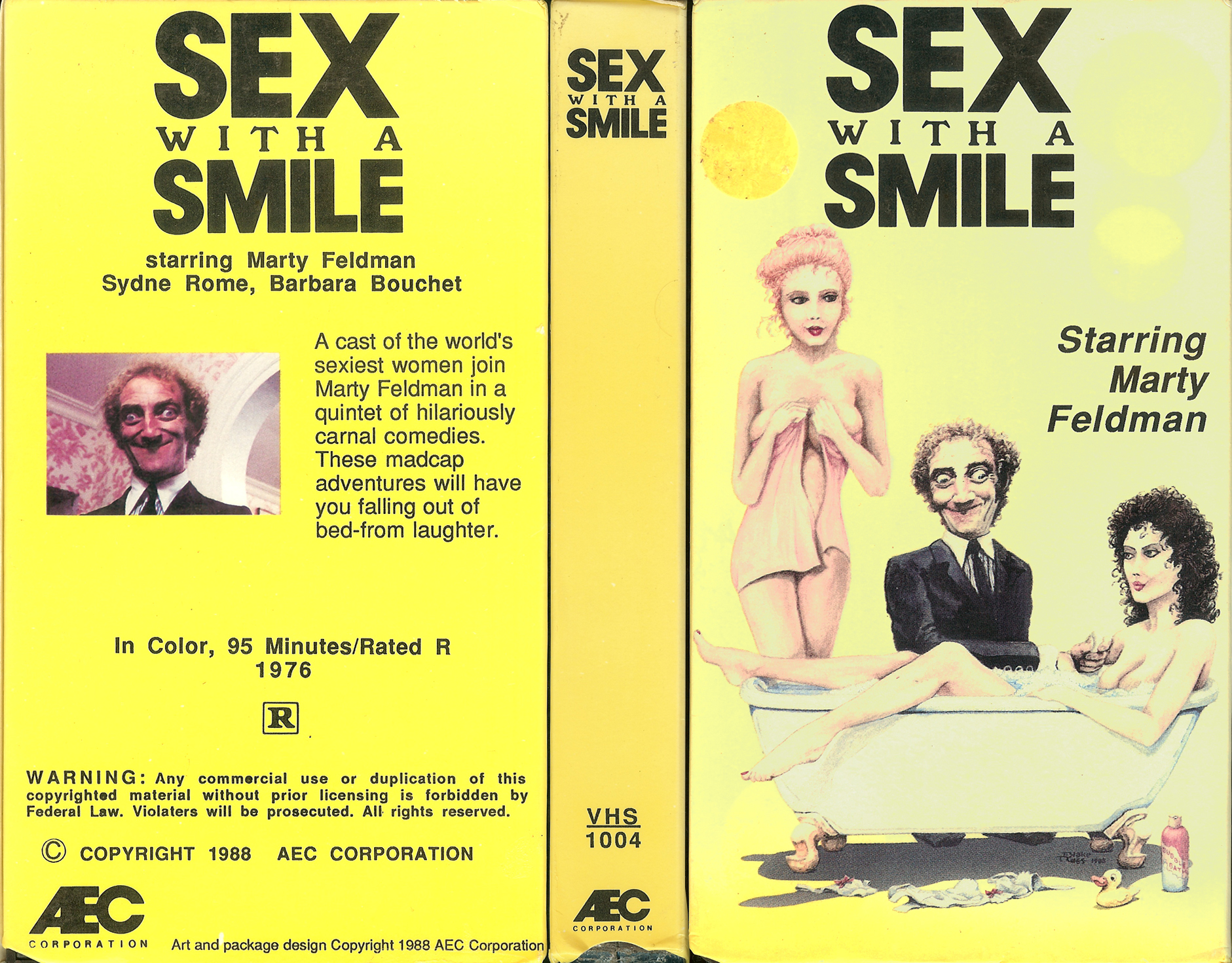 SEX WITH A SMILE STARRING MARTY FELDMAN SEXPLOITATION ... The Encyclopedia of Nude Celebs « free streaming internet tv adult