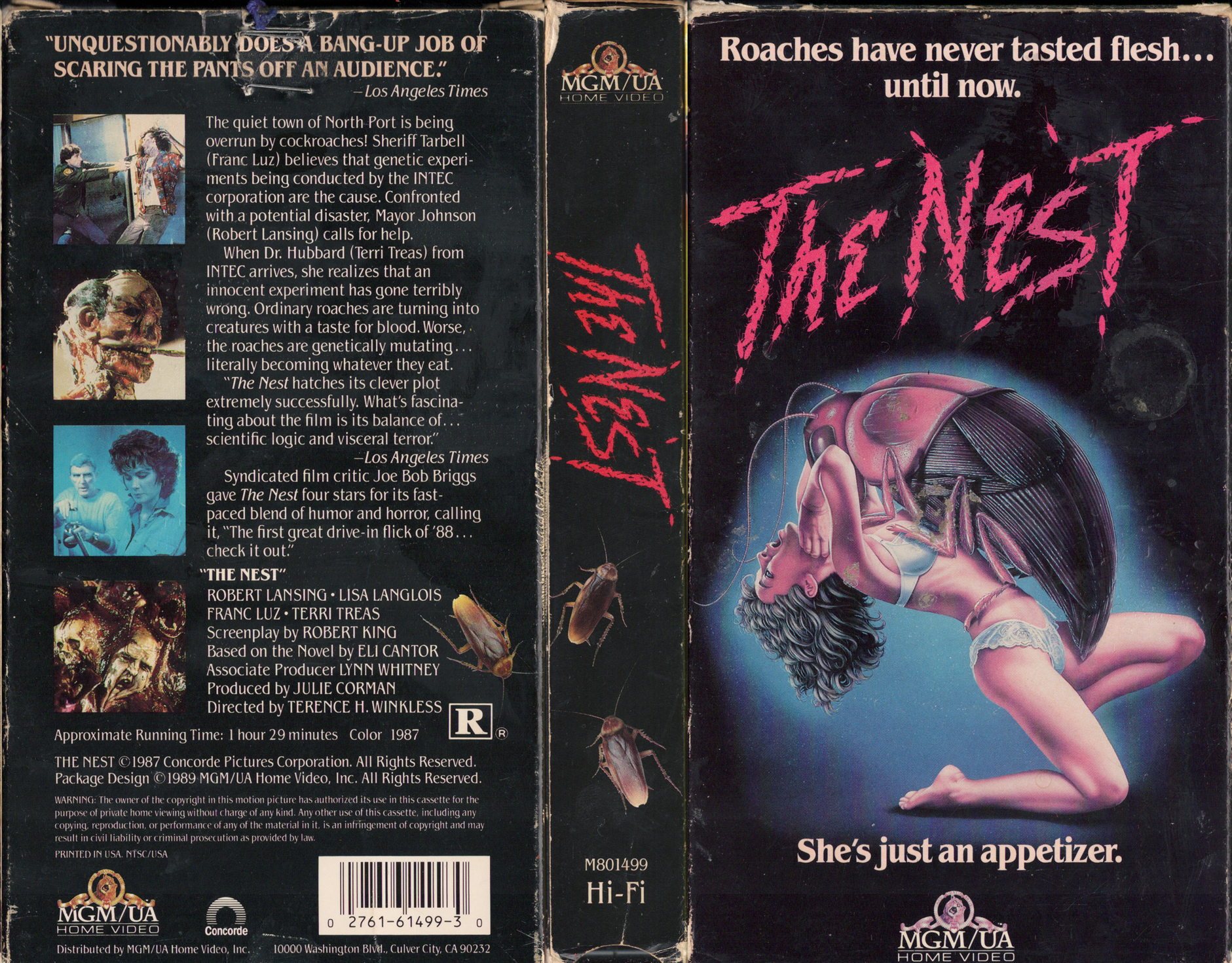bring halloween on with 21 horror vhs covers that will