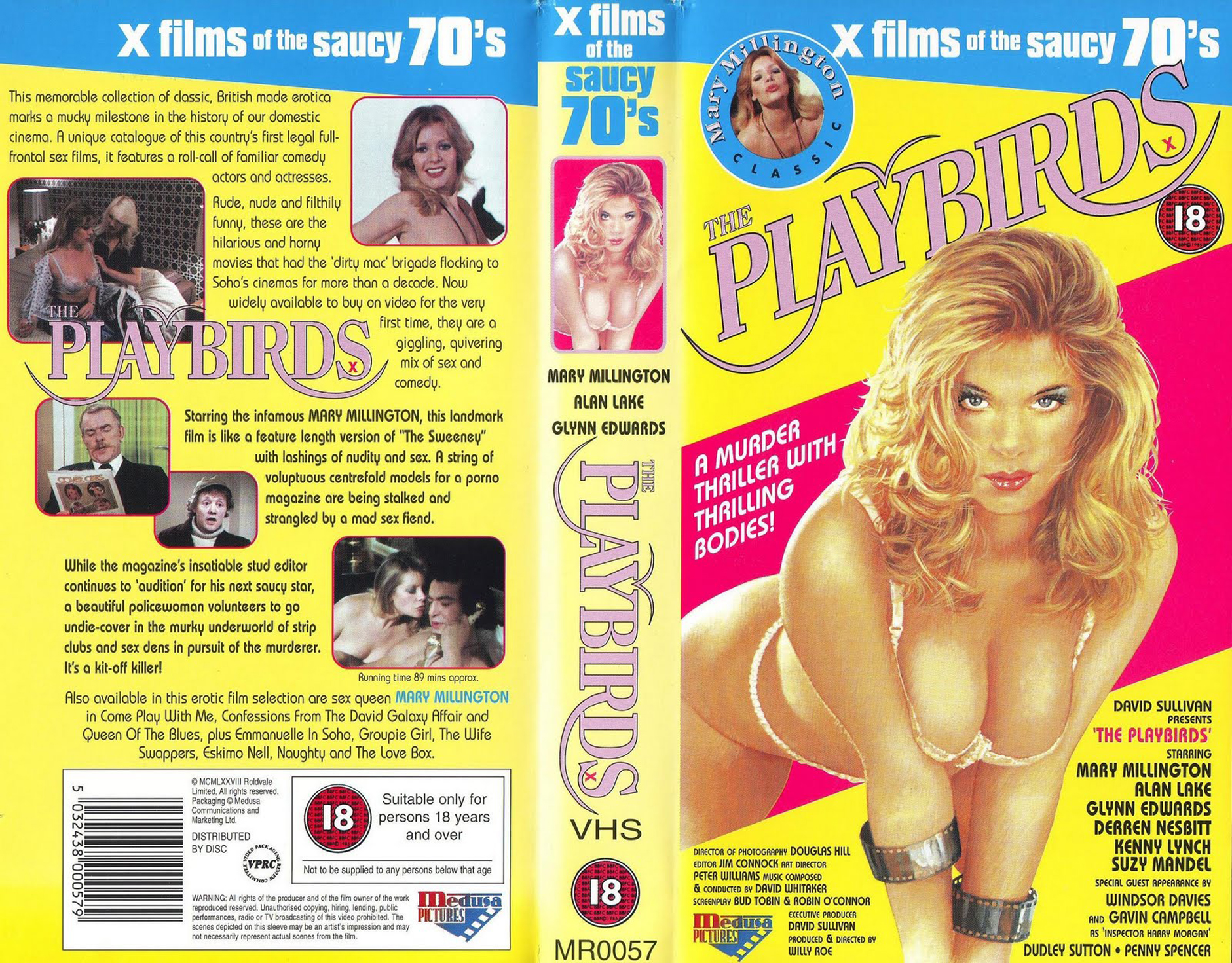 The Playbirds movie