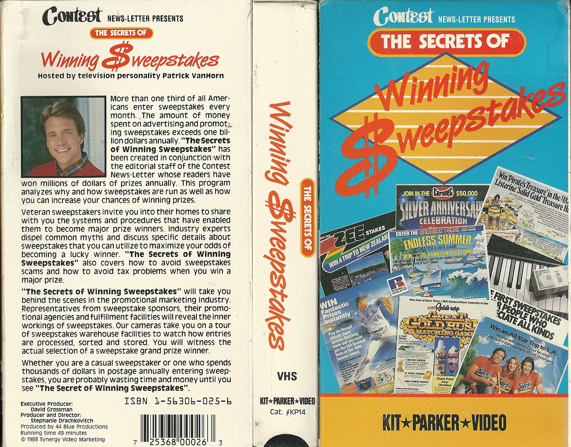 VHS WASTELAND, YOUR HOME FOR HIGH RESOLUTION SCANS OF RARE, STRANGE