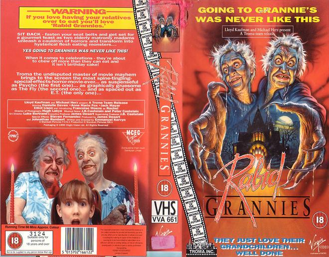 Rabid Grannies  RABID-GRANNIES
