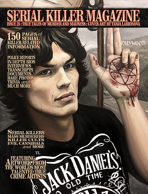 SERIAL KILLER MAGAZINE ISSUE 25