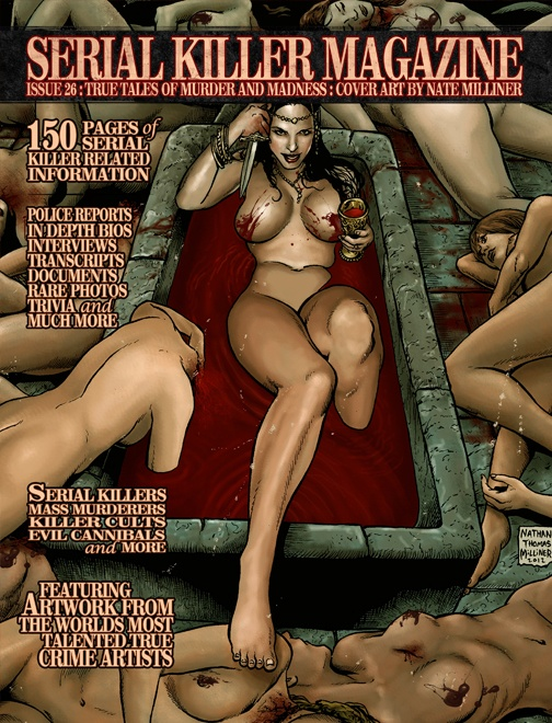 SERIAL KILLER MAGAZINE ISSUE 26